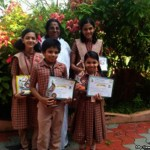 Winners in the Malappuram Sahodaya CBSE Kalotsav