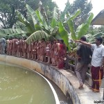 FIELD VISIT TO KERALA WATER AUTHORITY,  ANAKKAYAM, MANJERI